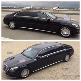 Armored Limousines for Lease from Diplomat Armored Rentals
